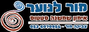 לוגו צביקה מור אימון לנוער